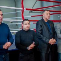 27-й городской турнир по боксу, приуроченный к 31-й годовщине выводы советских войск из Афганистана, а также первенство Севастоп