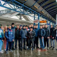 Сборная города Севастополя в составе 21 спортсмена и 7 тренеров выехала для участия в Первенстве Южного федерального округа по б