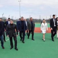 В городе Симферополе состоялась встреча делегаций Федерации бокса России, Федерации бокса Республики Крым и Федерации бокса горо