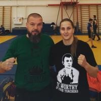 Елена Гапешина завоевала золото соревнований в Твери.
