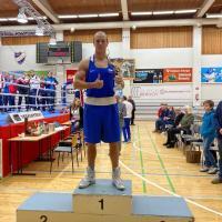 Максим Коптяков стал чемпионом  в 39-м Международном турнире по боксу Gee Bee
